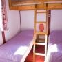 Verhuur van chalet Eden in Frankrijk, Midi-Pyrenees - Occitanië, Ariege : kamer met 3 bedden
