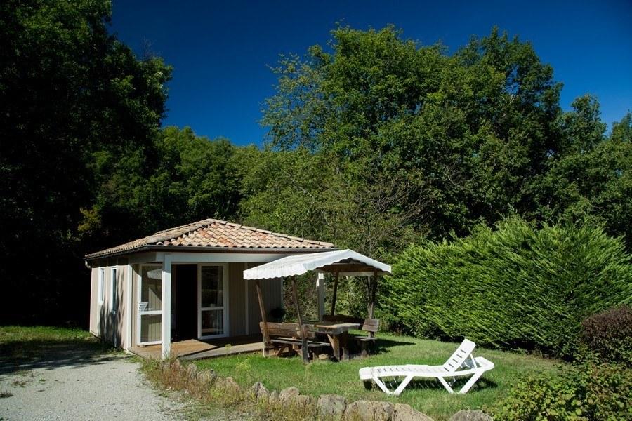 Verhuur van chalet Eden in Frankrijk, Midi-Pyrenees - Occitanië, Ariege : buiten