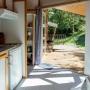 Verhuur van chalet Ontspanning in Frankrijk, Midi-Pyrenees - Occitanië, Ariege : terras
