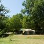 Camping kampeerplaats voor tent of caravan in Frankrijk, Midi-Pyrénées - Occitanië, Ariege