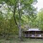 Verhuur van glamping Lodge tent in de Midi-Pyrenees - Occitanië, Ariege, Frankrijk : buiten