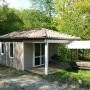 Lloguer bungalou Eden a Migdia Pirineus – Occitania, Arieja: façana