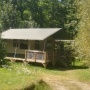 Lloguer glàmping tenda Safari Lodge Natura a Migdia-Pirineus - Occitània, Arieja: exterior