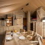 Lloguer glàmping tenda Lodge Luxe a Migdia-Pirineus- Occitània, Arieja: cuina