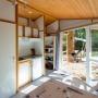 Alquiler bungaló de madera Descanso en Mediodía-Pirineos - Occitania, Ariège: cocina