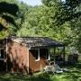 Alquiler bungaló de madera Descanso en Mediodía-Pirineos - Occitania, Ariège: vista posterior