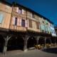 Bastide de Mirepoix en Ariège, Midi-Pyrénées Occitanie © Bertrand Tronsson