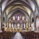 Cathédrale Saint-Maurice de Mirepoix en Ariège, Midi-Pyrénées Occitanie © Jean-François Peiré