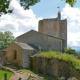 Eglise rupestre de Vals en Ariège, Midi-Pyrénées Occitanie