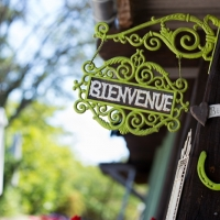 Benvingut al càmping La Serre Ariege Occitanie