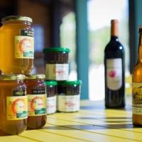 Local de càmping de mel d'occident occità