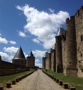 Unesco werelderfgoed Carcassonne