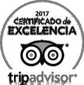 Certificado de excelencia Tripadvisor 2017 para el camping La Serre