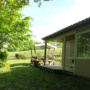Dream chalet rental in France, Midi-Pyrenees - Occitanie, Ariege : rear view