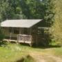 Glamping tent rental Safari Lodge Nature in France, Midi-Pyrenees - Occitanie, Ariege : outside