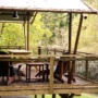 Glamping tent rental Lodge Luxury in France, Midi-Pyrenees - Occitanie, Ariege : in the heart of nature