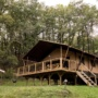 Glamping tent rental Lodge Luxury in France, Midi-Pyrenees - Occitanie, Ariege : outside