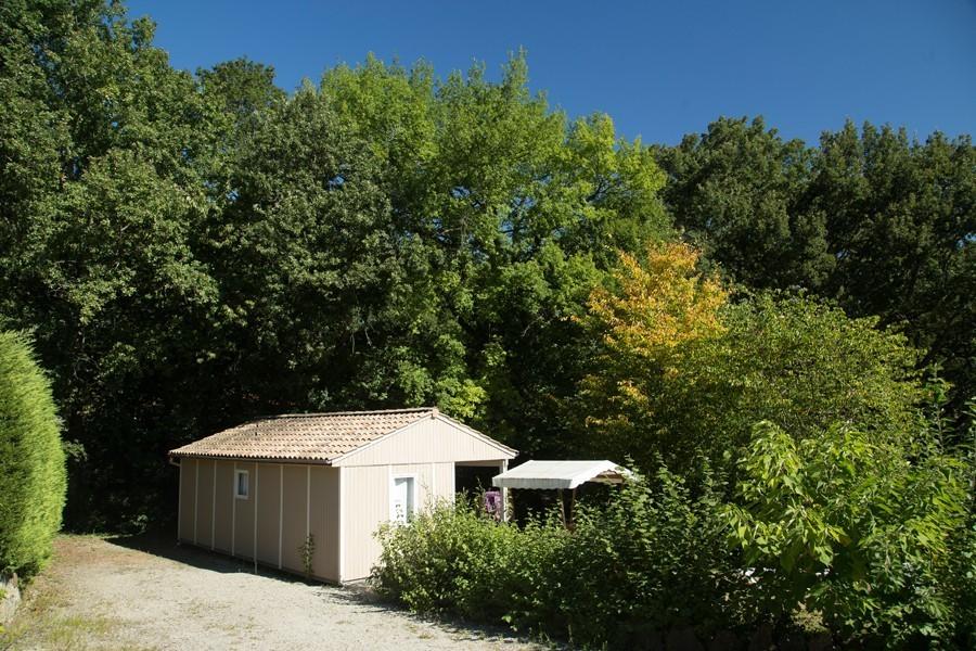 Location chalet Rêve en Midi-Pyrénées - Occitanie, Ariège : extérieur