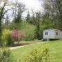 Location mobil-home 2 personnes en Midi-Pyrénées - Occitanie, Ariège : extérieur