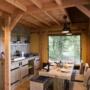 Location tente Lodge glamping en Midi-Pyrénées - Occitanie, Ariège : cuisine