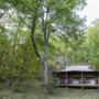 Location tente Lodge glamping Okavango en Midi-Pyrénées - Occitanie, Ariège : extérieur