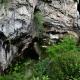 Höhle von Lombrives in Ariege, in der Region Midi-Pyrenees Okzitanien