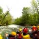 Rafting in Ariege Occitania