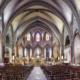 Saint Maurice of Mirepoix cathedral in Ariege, Midi-Pyrenees Occitanie, France © Jean-François Peiré