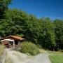 Vermietung Holzferienhaus Green in Frankreich, Region Midi-Pyrenees - Okzitanien, Ariege: Weg