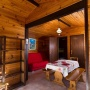 Vermietung Holzferienhaus Green in Frankreich, Region Midi-Pyrenees - Okzitanien, Ariege: Wohnraum