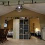 Glamping zelt lodge vermietung safari natur frankreich midi pyrenees okzitanien ariege wohnzimmer