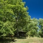 Glamping zelt lodge vermietung okavango premium frankreich midi pyrenees okzitanien ariege volle natur